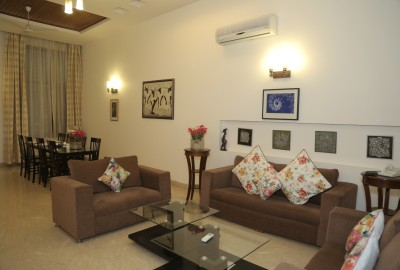 B18 - Four Bed Room Apartment